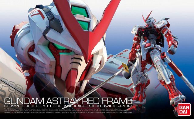 "#19 Gundam Astray Red Frame ""Gundam SEED Astray"", Bandai RG 1/144"