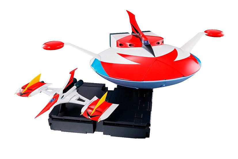 GX-76U Grendizer D.C. Spazer Set UFO Robot Grendizer Bandai Soul Of Chogokin