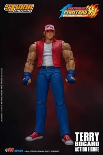 """Terry Bogard """"King of Fighters '98"""", Storm Collectibles 1/12"""
