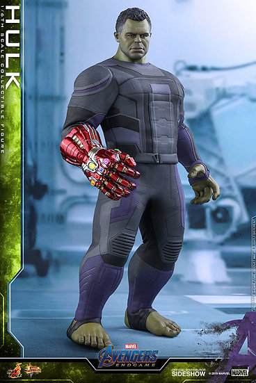 Hulk Avengers: Endgame by Hot Toys 1/6 Pre Orden