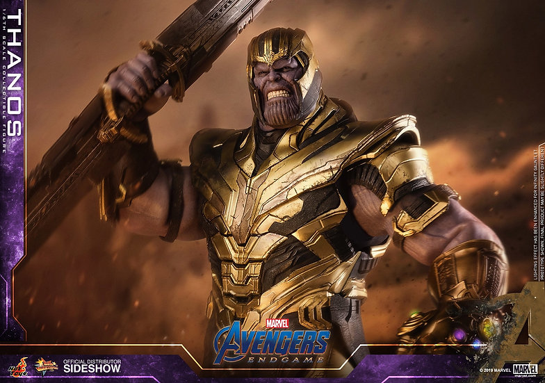 Thanos End Game by Hot Toys 1/6