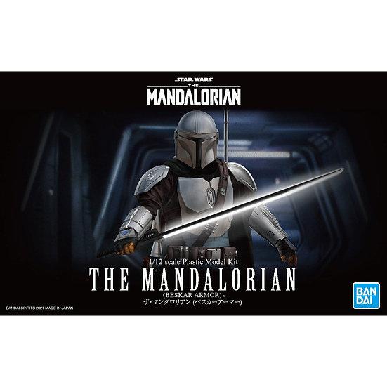 Mandalorian Beskar Armor Bandai Spirits 1/12 Pre Orden