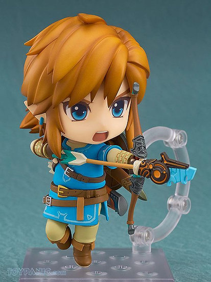 Nendoroid Link: Breath of the Wild Ver.(3rd-run) by GoodSmile