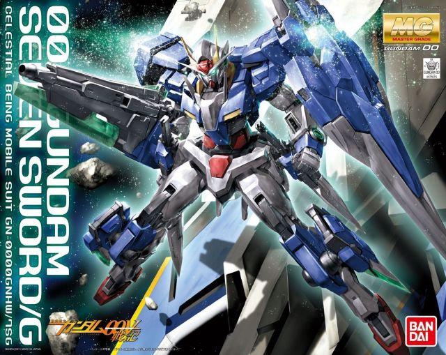 Gundam Seven Sword 1/100 Bandai MG Pre Orden