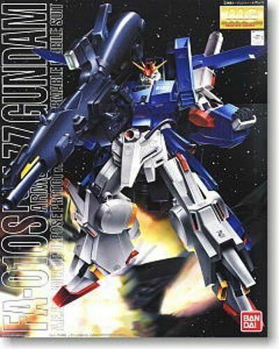 FA 010S Full Armor ZZ Gundam MG 1/100 BANDAI