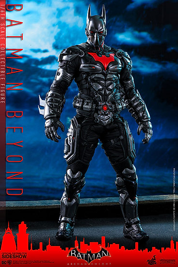 Batman Beyond Video Game Masterpiece Series - Batman: Arkam Knight by Hot Toys