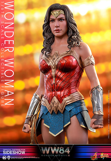 Wonder Woman (Special Edition) Wonder Woman 1984 by Hot Toys