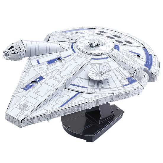 Star Wars Solo Lando Calrissian's Millennium Falcon by ICONX