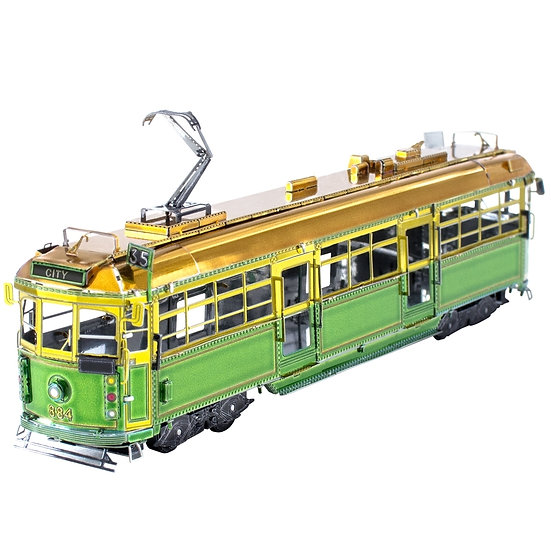 W Class Tram - NEW by Metal Earth