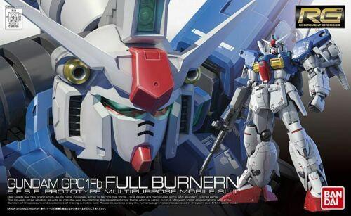 #13 RX78GP01 Gundam GP01Fb, Bandai RG
