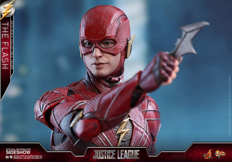 The Flash Justice League by Hot Toys 1/6