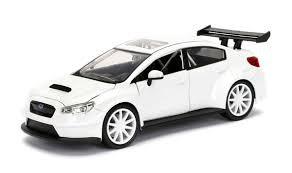 Fast & Furious 8 Subaru WRX  Mr Litle NoBodys 1/24 Jada Toys, 100% metal