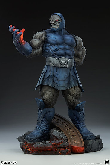 Darkseid Maquette by Sideshow Collectibles
