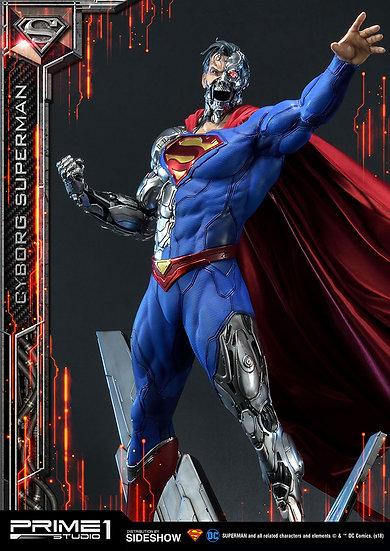 Cyborg Superman Statue by Prime 1 Studio ESCALA 1/3