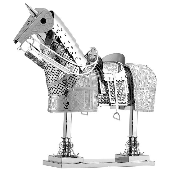 Armor Series - Horse - NEW by Metal Earth