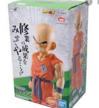 """Krillin (Strong Chains!!) """"Dragon Ball"""" Bandai Ichiban Figure"""