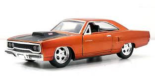 Plymouth - Fast & Furious 7 1/24 Jada Toys