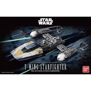 "Y-Wing Starfighter ""Star Wars"", Bandai Star Wars 1/72"
