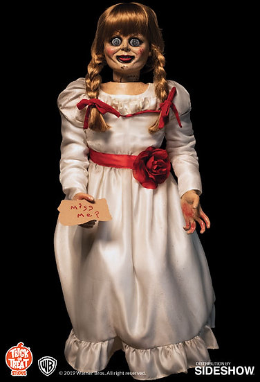 Annabelle Doll by Trick or Treat Studios 1/1 Scale