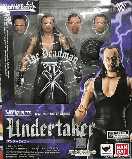 Undertaker WWE Bandai SH Figuarts
