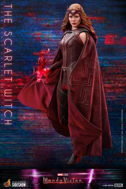 the-scarlet-witch-sixth-scale-figure-by-
