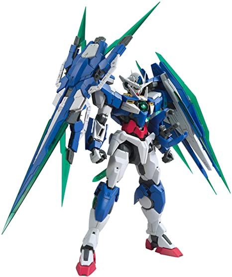 "00 QAN[T] Full Saber ""Mobile Suit Gundam 00V: Battlefield Bandai MG 1/100"