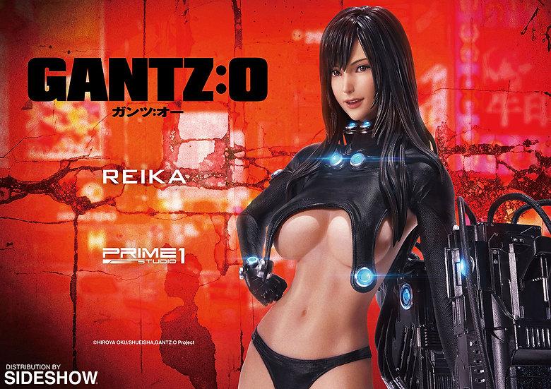 Reika (Black Version) Statue by Prime 1 Studio GANTZ O