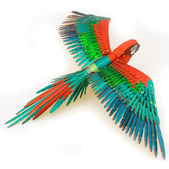 PARROT by ICONX Metal Earth - ICX118