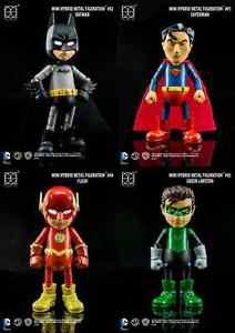 Mini Box Justice League Box/4 Herocross DIECAST
