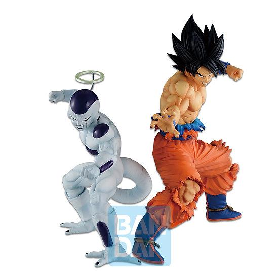 "Son Goku and Frieza(Vs Omnibus Z) ""Dragon Ball"", Bandai  Ichibansho"