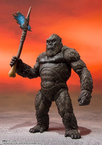 Kong de GODZILLA VS. KONG 2021 Tentative Bandai Spirits S.H.Monsterarts