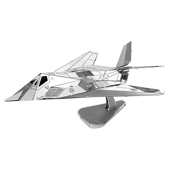 F-117 Nighthawk - NEW BY Metal Earth