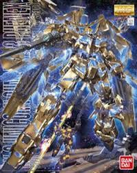 """Unicorn Gundam 03 Phenex """"Gundam UC"""", Bandai MG"""