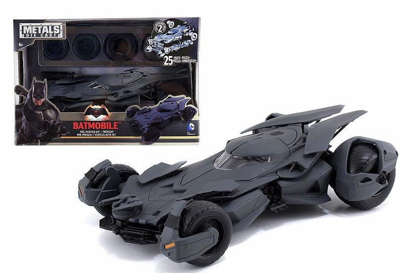 Batimovil Batman Vs Superman Jada Toys Batmobile Metal 1/24