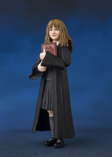 """Hermione Granger """"Harry Potter and the Sorcerer's Stone"""" Bandai SH.Figuarts"""