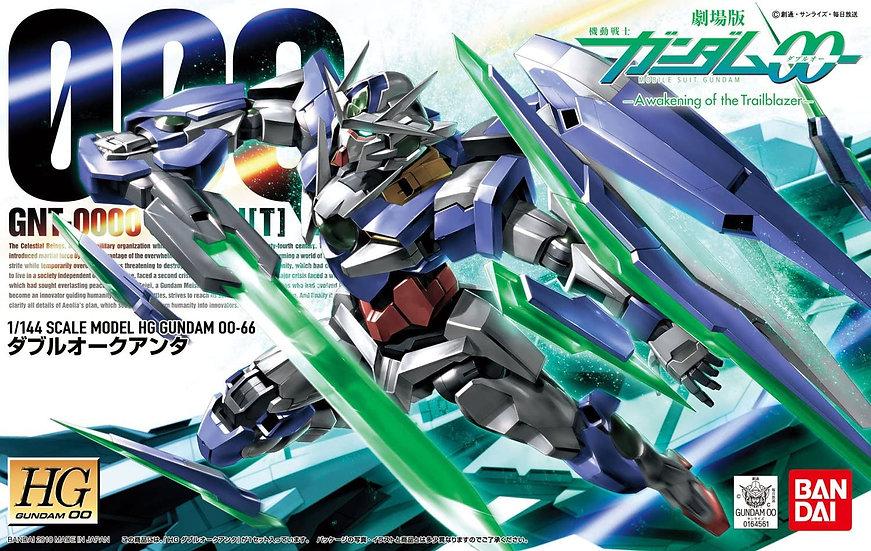 "#66 00 QAN[T] ""Gundam 00"", Bandai HG 00"