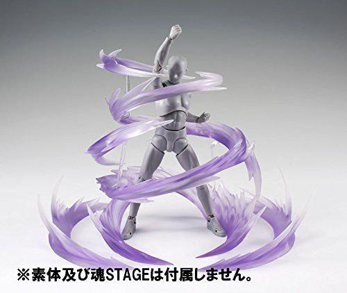 Wind Violet Ver Bandai Tamashii Effect