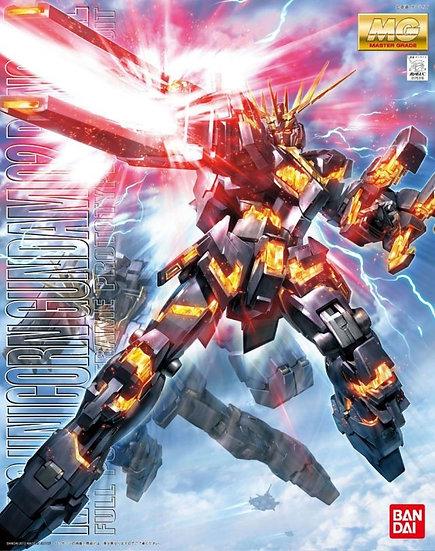Gundam Unicorn 02 RX-0 Banshee 1/100 Bandai MG