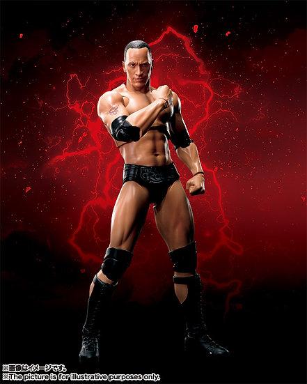 The Rock WWE SH Figuarts Bandai