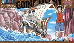 03 Going Merry Model Ship, Bandai One Piece GSC