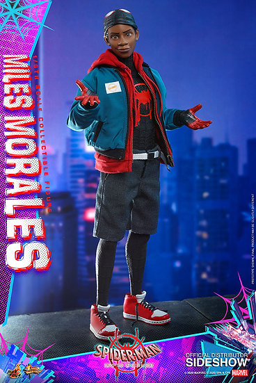 Miles Morales by Hot Toys Spider-Man: Into the Spider-Verse