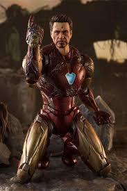 Iron Man Mk-85 (I Am Iron Man Edition) Endgame SH Figuarts Bandai