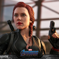 Black Widow Avengers Endgame Hot Toys 1/6