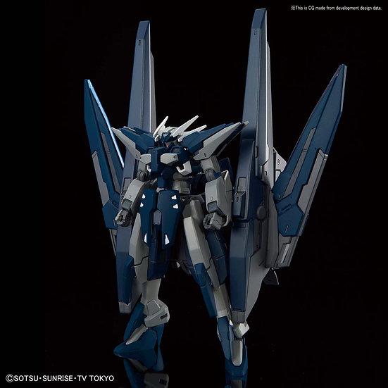 """Gundam Zerachiel """"Build Divers"""", Bandai HGBD 1/144"""