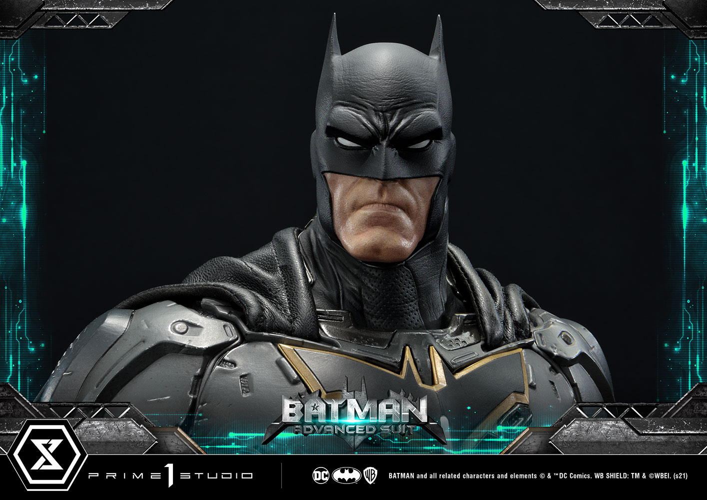 Batman Advanced Suit Prime 1 Studio