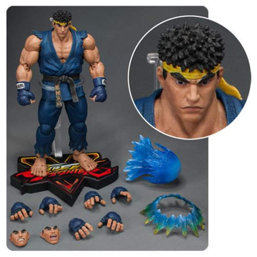 Ryu Special Edition Blue Storm Collectibles  1/12