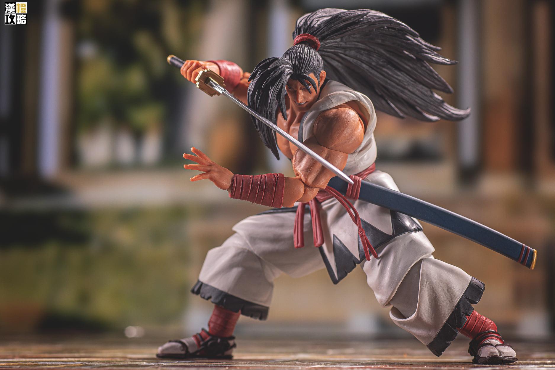 "Haohmaru ""Samurai Shodown"", Storm Collectibles 1/12"