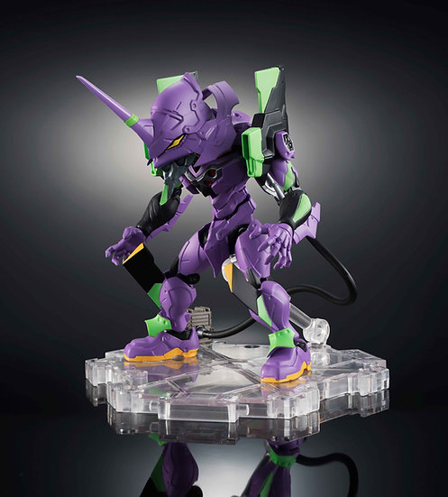 Eva 01 First Unit TV Ver Evangelion Bandai NXEDGE Style