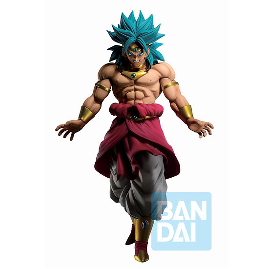 Super Saiyan Broly 93 Back To The Film Dragon Ball Z Bandai Ichiban - Pre Orden