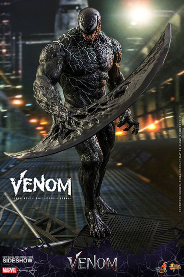 Venom by Hot Toys